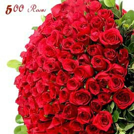 1000 Rose Bunch